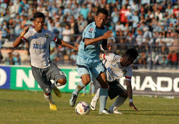 Laporan Pertandingan: Persela Lamongan 1-1 Persiba Balikpapan