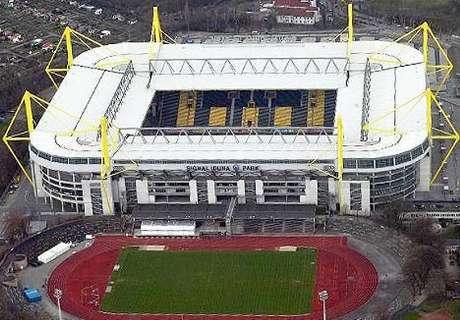 Una bomba alarmó a todo Dortmund