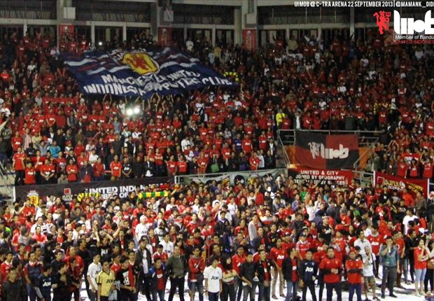 The Garuda hope for stronger fan support if they are drawn to play in Singapore.