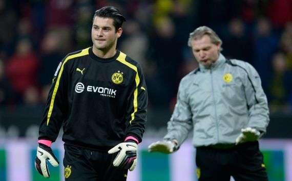 Auch Alomerovic bleibt bei Borussia Dortmund.