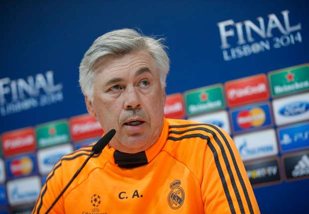 No problems with Ronaldo – Ancelotti