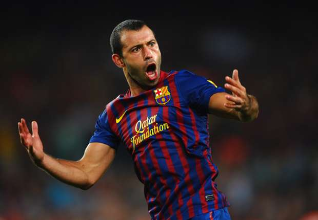 De Laurentiis: Napoli working on Mascherano deal