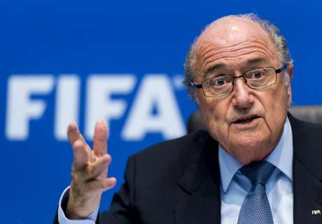 Blatter: WM 2022 im Winter