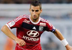 Maxime Gonalons, centrocampista del Lione