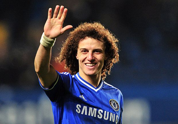 PSG confirm David Luiz signing