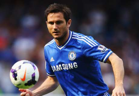 Official: Lampard signs with NYCFC