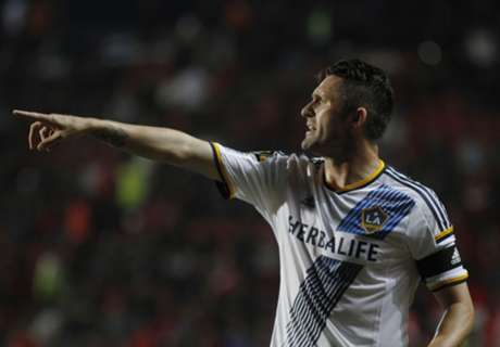 Video: Keane scores two for Galaxy