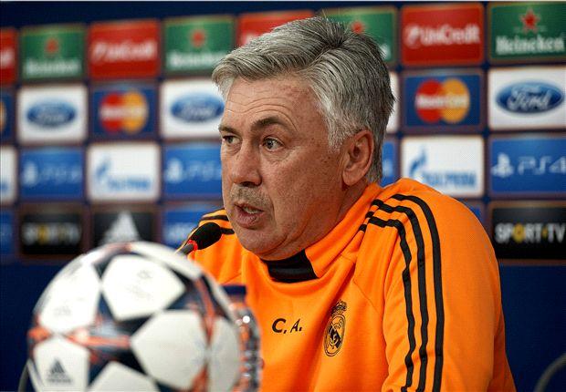 Ancelotti menelepon tiga pemainnya.