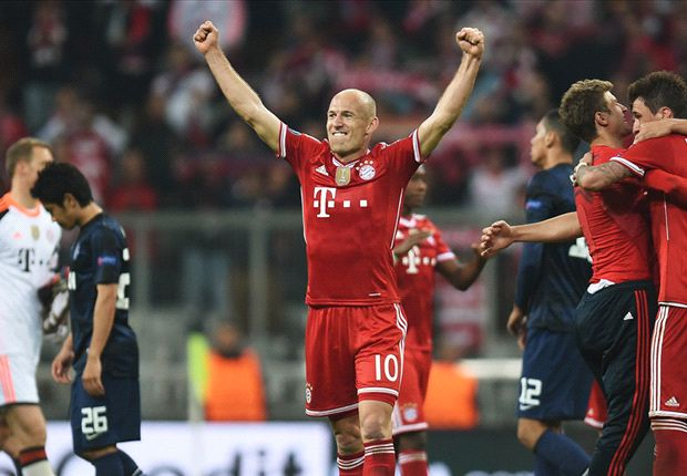 Robben rules out Manchester United move