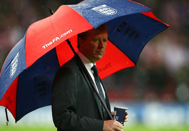McClaren: I was not ready for England job