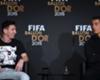 ¿A quién daría Ronaldo el Balón de Oro?
