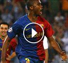 VÍDEO | El gol con el que Samuel Eto'o ganó su segunda Champions