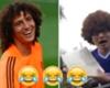 VIDEO: Luiz meets his impersonator
