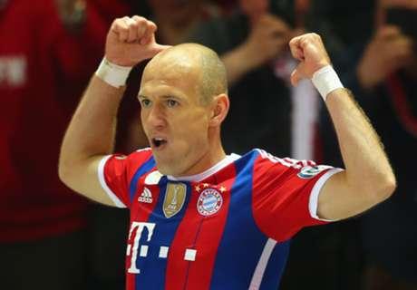 Robben Bahagia Di Bayern Munich