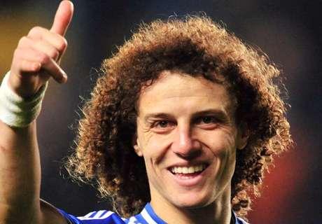 David Luiz: I wouldn't be happy at Barca