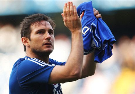 Lampard set for Man City loan