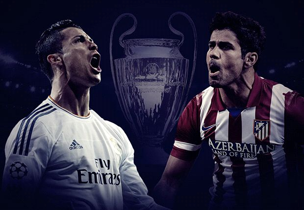 Champions League Final Betting: Real Madrid vs Atletico Madrid