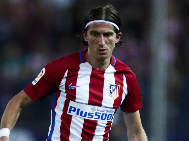 Atlético Madrid - Filipe Luis sur le départ ?