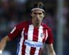 Filipe Luis sufre una contractura en el muslo izquierdo