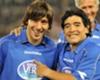 """Maradona: """"Lavezzi es el tipo más sano"""""""