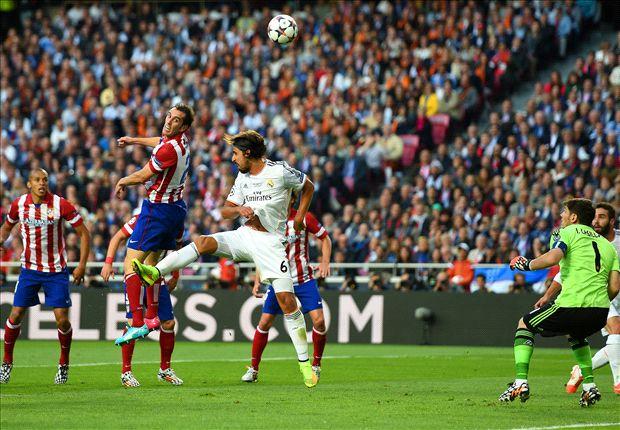 El uruguayo fue clave para obtener La Liga. ¿Este será el gol que les de el doblete?