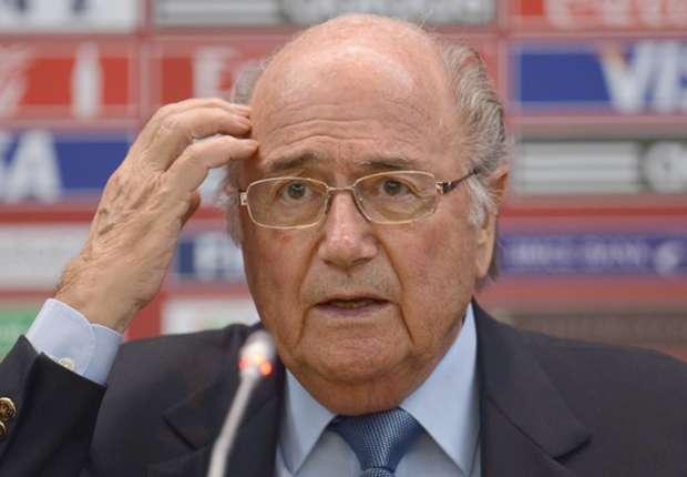 Blatter comenta sobre a escolha de Manaus