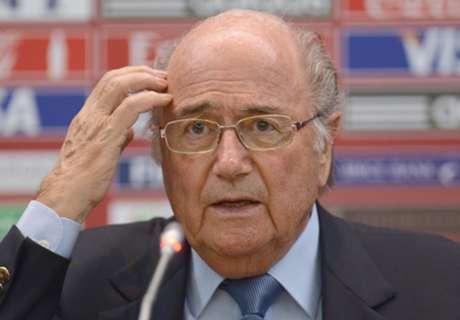 FIFA-Vizepräsident fordert Transparenz