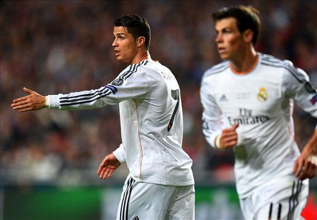 Cristiano Ronaldo mandó callar a Diego Simeone