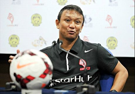 Fandi: Up-and-down season for LionsXII