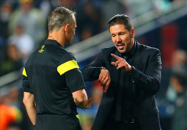 Varane's 'ugly gesture' prompted Simeone fury, says Gabi