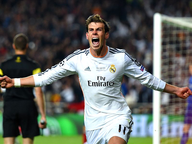 Forget Manchester United, Bale's heart remains in Madrid