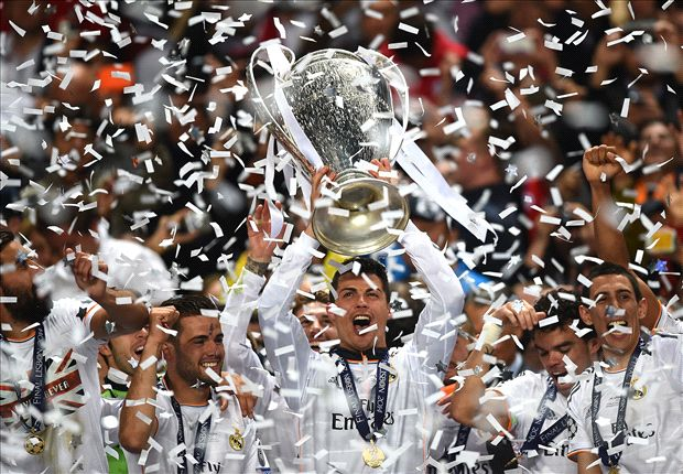 Real Madrid voted world's biggest club