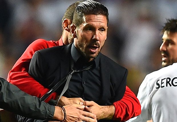 Simeone: I'm not sad, but I'm bitter