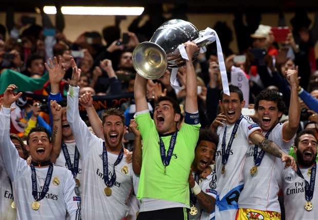 Casillas: Decima delight means pressure is now off Real Madrid