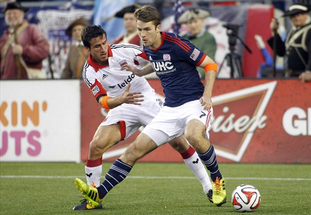 New England Revolution 2-1 D.C. United: Young stars shine for Revs