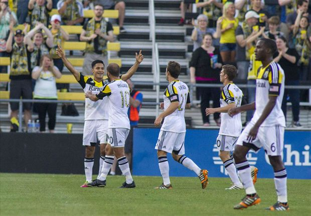 Columbus Crew 2-0 Chicago Fire: Back to winning ways