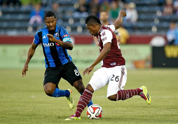 Colorado Rapids 4-1 Montreal Impact: Powers double leads Impact thrashing