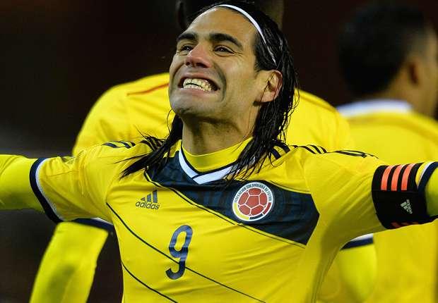 Radamel Falcao hofft auf die WM - was danach passiert, ist offen