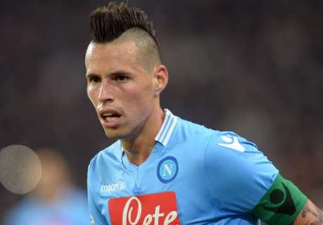 Hamsik: Napoli on par with Juve & Roma