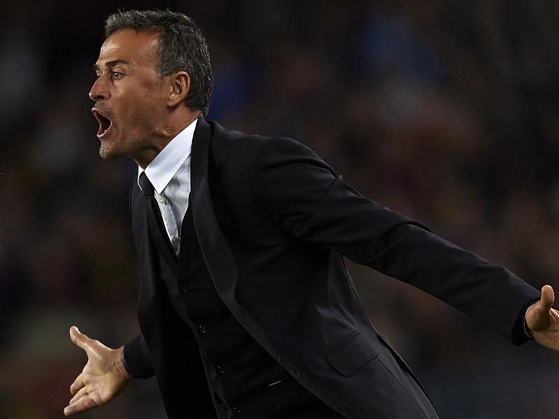 Luis Enrique a trouvé son successeur sur le banc du Barça