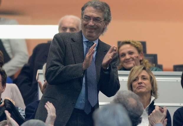 Ultime Notizie: Moratti entusiasta per l'esordio di Mancini: