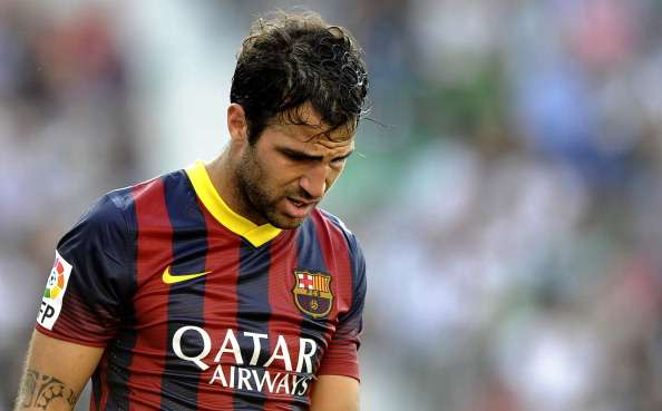 'Arsenal decided not to sign me' - Fabregas pens open letter after sealing Chelsea transfer
