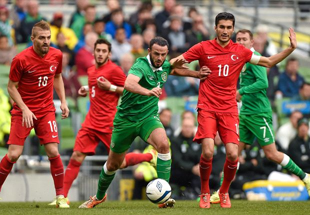Republic of Ireland 1-2 Turkey: Ilhan Ozek and Camdal inflict defeat on O'Neill's men