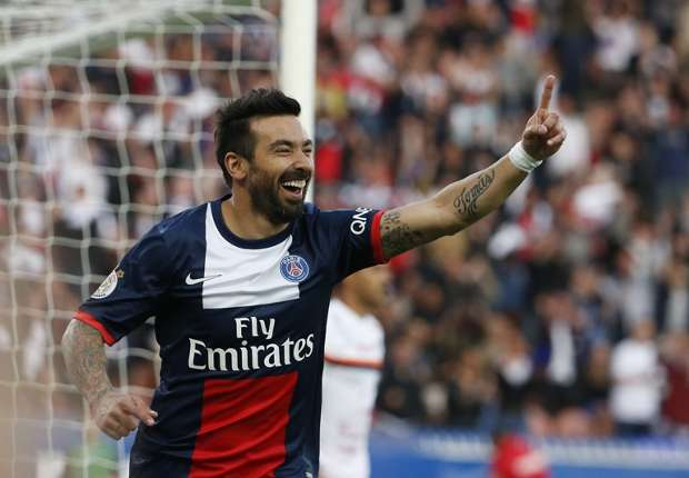 Ezequiel Lavezzi - Paris Saint-Germain