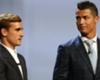Griezmann: I don't hate Ronaldo!