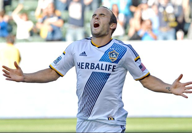 LA Galaxy 4-1 Philadelphia Union: Donovan breaks record and sends message