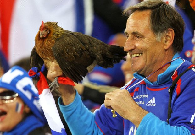 Why the Gallic rooster is the symbol of the France national team
