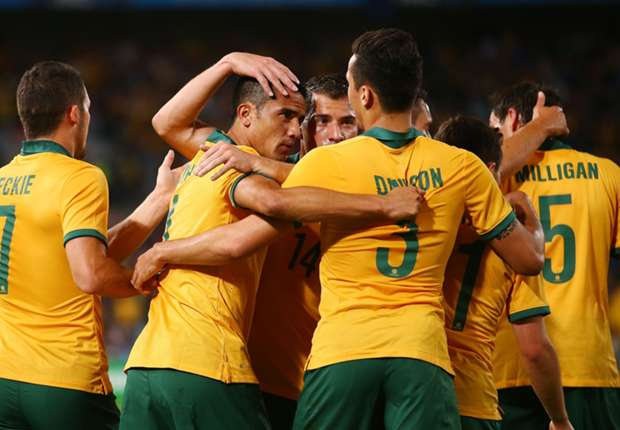 Australia 1-1 South Africa: Cahill rescues a draw for Socceroos