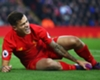 Coutinho set for scan on ankle damage