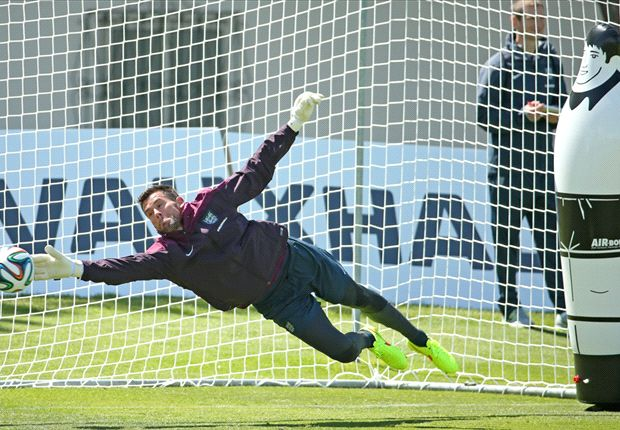 England World Cup squad profile: Ben Foster